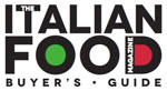 The Italien Food Magazin - Buyer's Guide